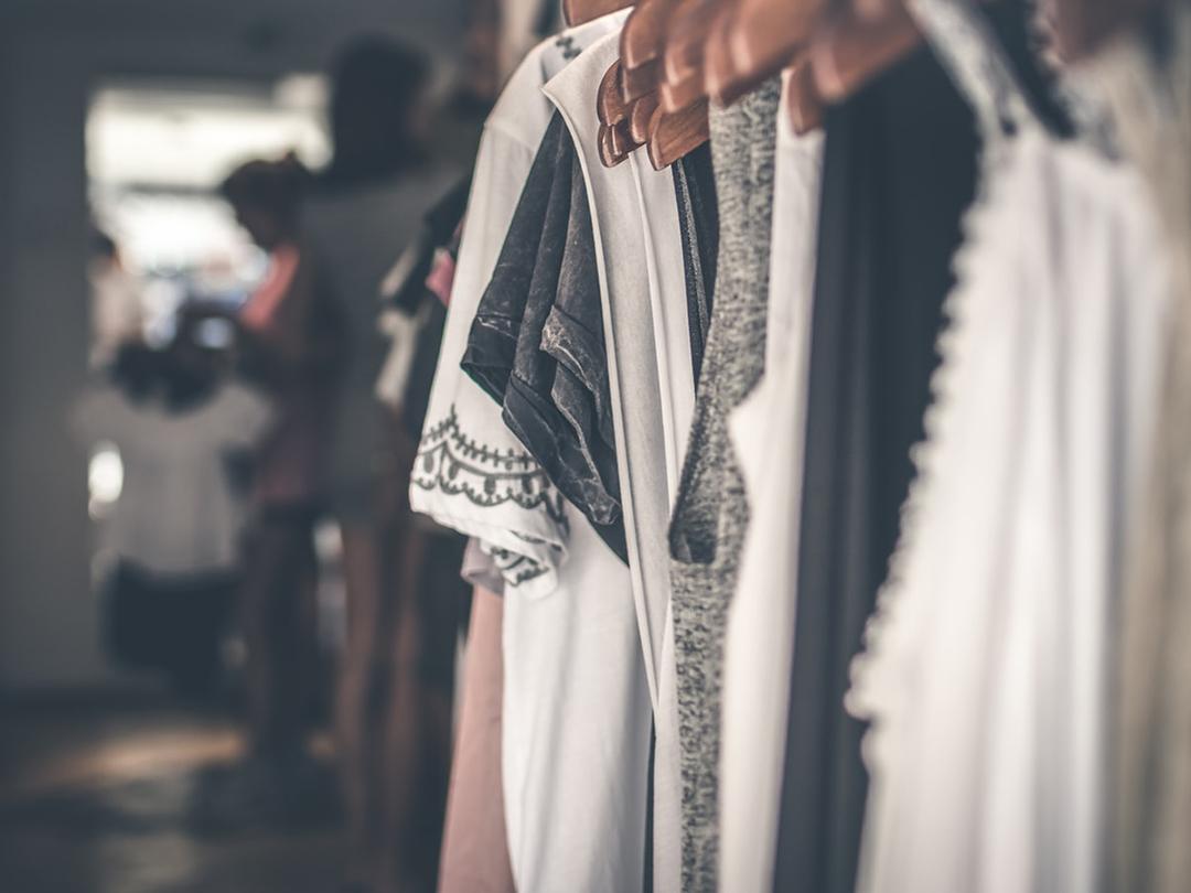 säilytä vaatteesi oikein